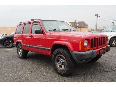 2001 Jeep Cherokee Sport ()