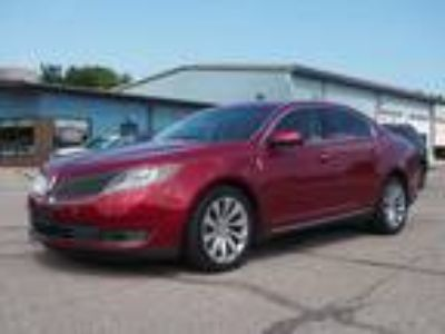 2014 Lincoln MKS Red, 46K miles