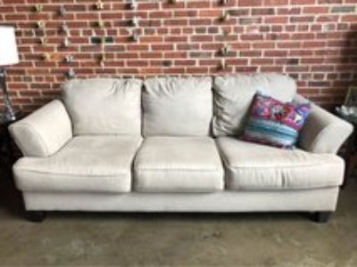 Couch-Loveseat Pair