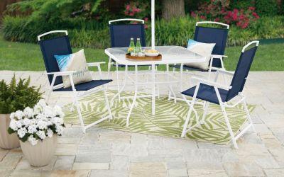 Outdoor patio furniture No Umbrella
