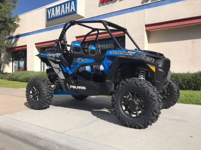 2017 Polaris RZR XP Turbo EPS Sport-Utility Utility Vehicles EL Cajon, CA