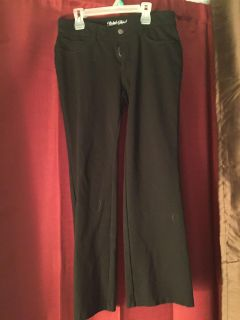 Faded Glory black stretchy pants Sz8P , Moving must go ASAP!