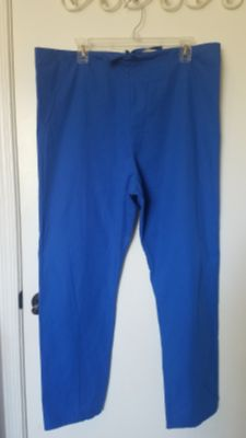 SCRUB PANTS FROM SCRUBS STATION, FRESHLY LAUNDERED, SIZE M