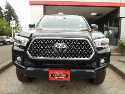 Used 2019 Toyota Tacoma 4WD Double Cab 5' Bed V6 AT (Natl)