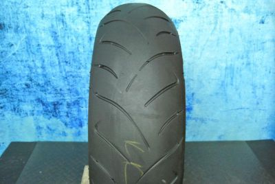 Sell Used 180/55ZR17 Dunlop Sportmax RoadSmart 180/55/17 Rear Tire 4609 64981342 motorcycle in Hollywood, Florida, US, for US $55.50