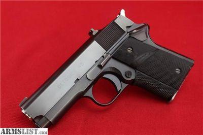 For Sale: Detonics .45 Combat Master Early Seattle Gun