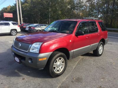 2005 Mercury Mountaineer Convenience (Red)