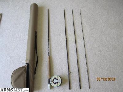 For Sale: Fly Rod and Reel