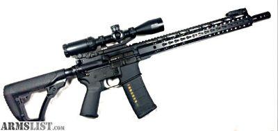 For Sale/Trade: Keymod AR15 with Bushnell AR-223
