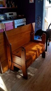 Antique 1700's table/bench