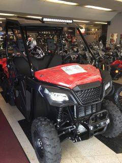 2018 Honda Pioneer 500 Utility SxS Utility Vehicles Crystal Lake, IL