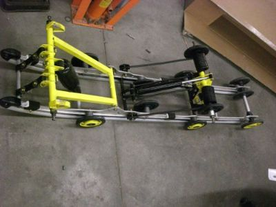 "Sell 2004 Polaris RMK 800 Verticle Edge 159""REAR SKID FRAME #STRG motorcycle in Pleasant Grove, Utah, United States, for US $329.99"