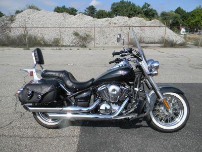 2016 Kawasaki Vulcan 900 Classic LT Cruiser Motorcycles Springfield, MA