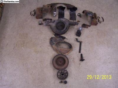 Various Type III Parts