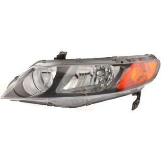Find FITS CIVIC 06-08 HEAD LAMP LH, Lens & Housing, Sedan motorcycle in Starke, Florida, United States, for US $64.29
