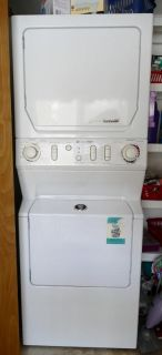 MAYTAG NEPTUNE STACK-ABLE WASHER & DRYER