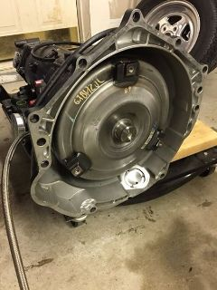 4L60E Torque Converter Turbo LS1