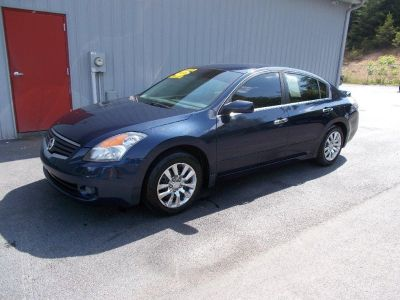2009 Nissan Altima 2.5 (Blue)