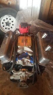 Brand new never used b & b motor 500 HP!