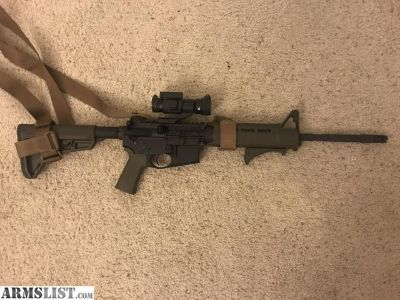 For Sale: Delton DTI 15/AR15