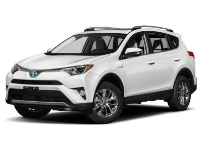 2018 Toyota RAV4 Hybrid LE (Ruby Flare Pearl)