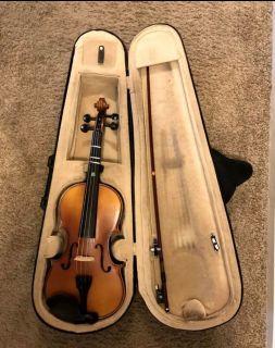 Franz Sander Violin
