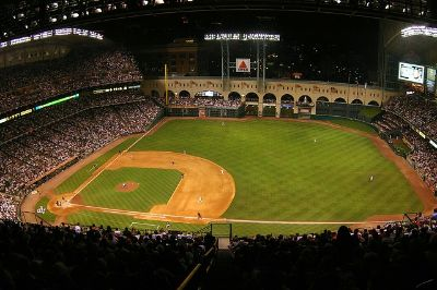 Houston Astros Baseball Tickets