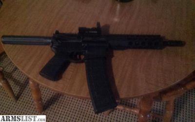 For Sale: Ar 15 pistol
