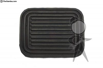 1968-79 Bay Window Pedal Pad, Brake & Clutch