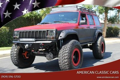 1996 Jeep Cherokee Sport 4dr 4WD SUV