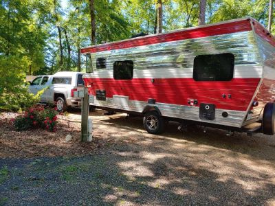 2019 Terry Classic V22 Travel Trailer