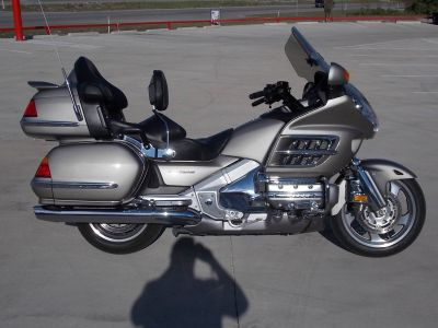 2003 Honda Gold Wing ABS Touring Motorcycles Springtown, TX
