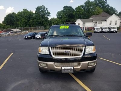 2003 Ford Expedition Eddie Bauer (BLK)