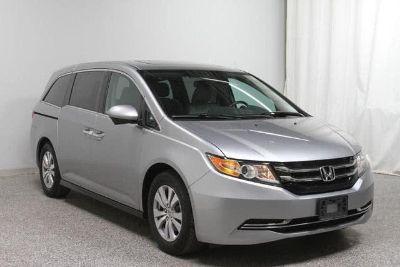 2017 Honda Odyssey LX Auto (Lunar Silver Metallic)