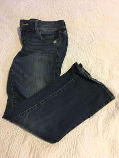 American Eagle size 10 Slim Boot. See description and additional pics.
