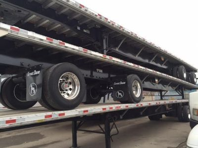 2018 Great Dane Trailers Freedom LT 53' Flatbed