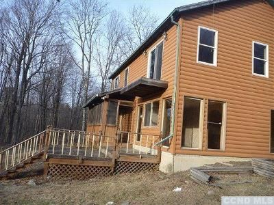 3 Bed 2 Bath Foreclosure Property in Hannacroix, NY 12087 - Sunset Hill Rd