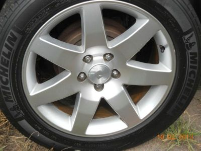 Purchase 2004,2005,2006,2007, SATURN VUE 18 INCH FACTORY OEM WHEEL (RIM) motorcycle in McCalla, Alabama, US, for US $90.00