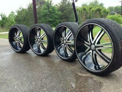 s10 ford 24rims 5 lugs