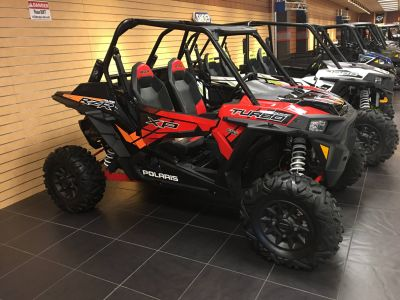 2017 Polaris RZR XP Turbo EPS Sport-Utility Utility Vehicles Chanute, KS