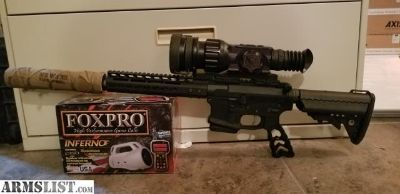 For Sale: Armasight Zeus pro 640 60hz 100mm