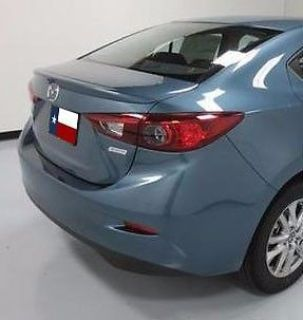 Buy 2014 and Up Unpainted Mazda 3 Factory Style Lipmount Spoiler motorcycle in Dallas, TX, United States, for US $49.00