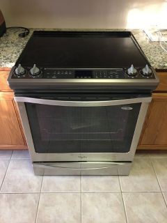 NEW! PRICE DROP!! Whirlpool Gold Series Electric Range