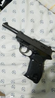 For Sale: Manurhin P1 Walther P38 copy