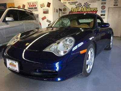 2003 Porsche 911 Carrera (Lapis Blue Metallic)