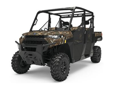 2019 Polaris RANGER CREW XP 1000 EPS Ride Command Utility SxS Newberry, SC