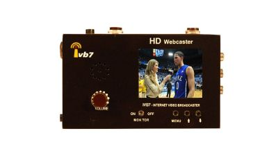 """IVB7 Professional HD/AV Webcaster with Cell Phone integration - ( """" SPECIAL OFFER """" )"""