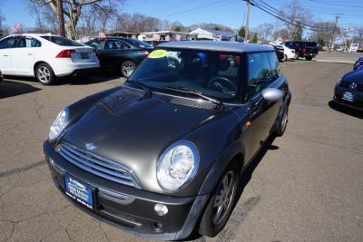 2006 MINI Cooper Base (Royal Grey Metallic)