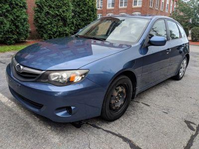 2011 Subaru Impreza 2.5i (Marine Blue Pearl)