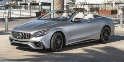 2018 Mercedes-Benz S-Class AMG S 63 (Diamond Silver Metallic)